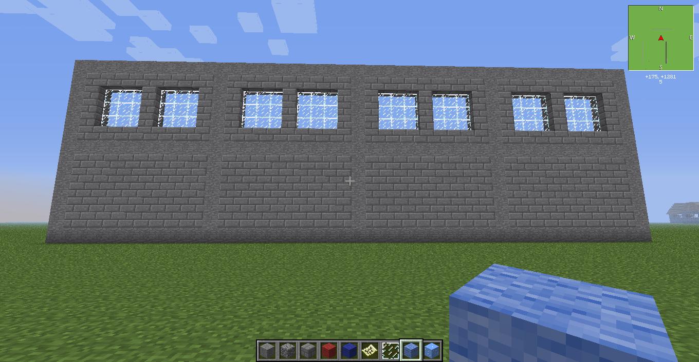 Minecraft Wall Designs