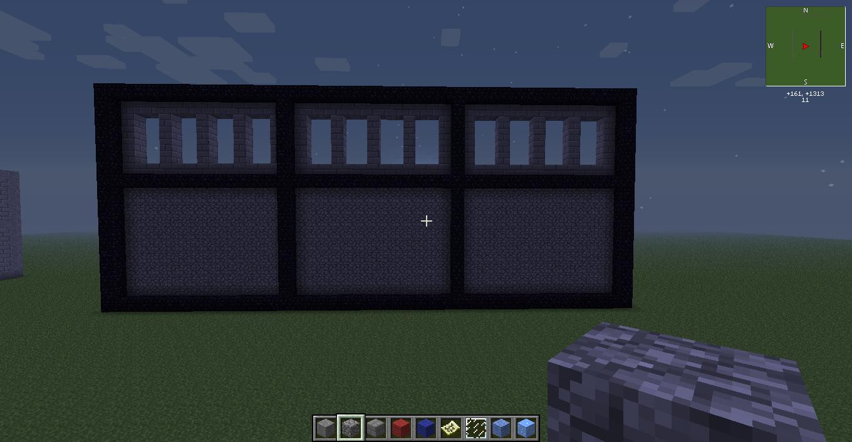 minecraft wall designs. Image Minecraft Wall Designs